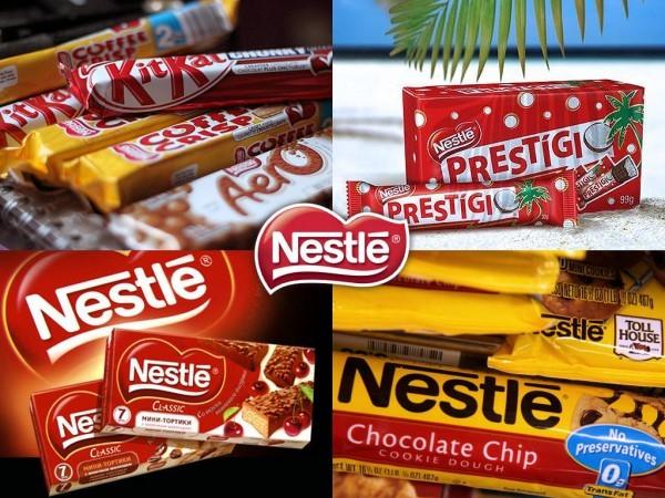 Logo Nestle cảm hứng đến từ gia đình