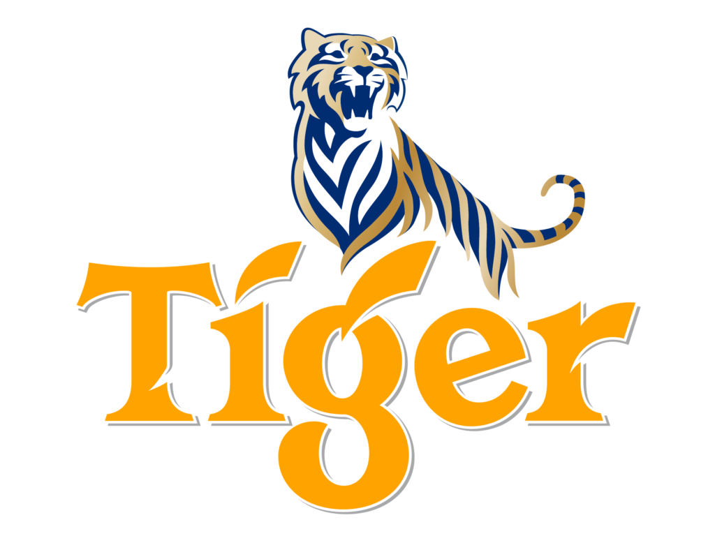logo Tiger Beer