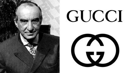 logo Gucci người sáng lập