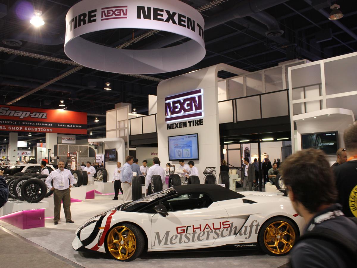logo Nexen Tire