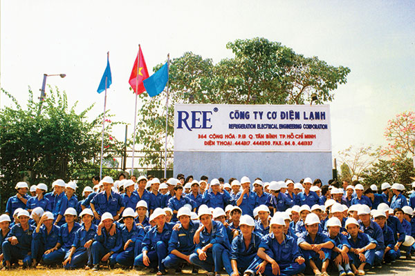 logo REE M&E