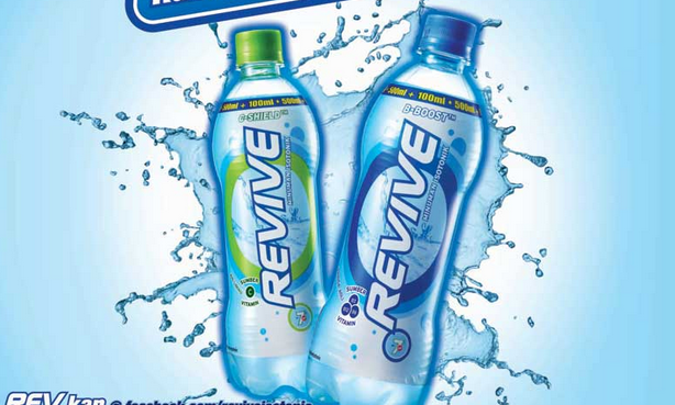logo Revive isotonic