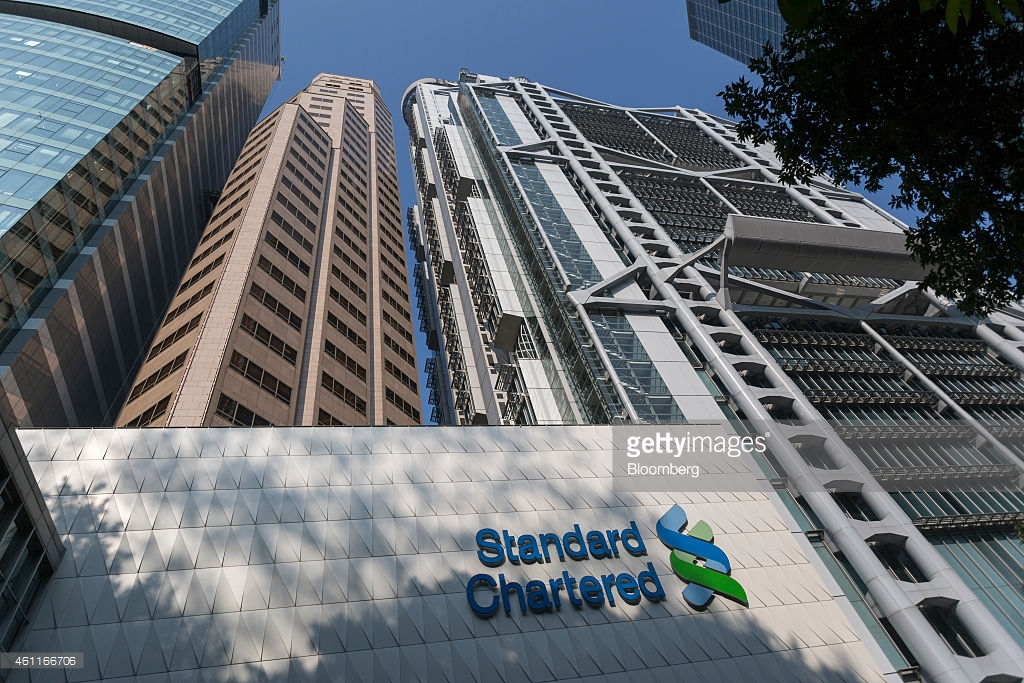 logo Standard Chartered Bank