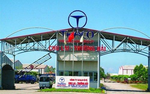 logo Thaco