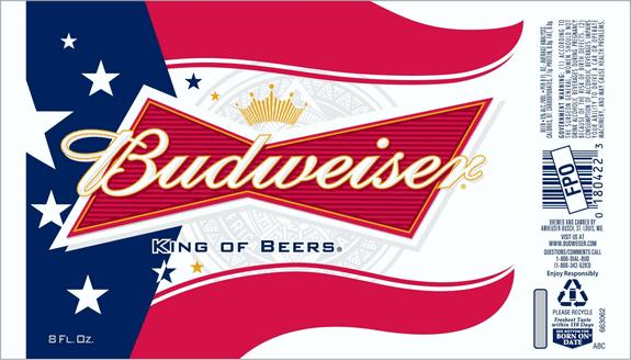 logo Budweiser