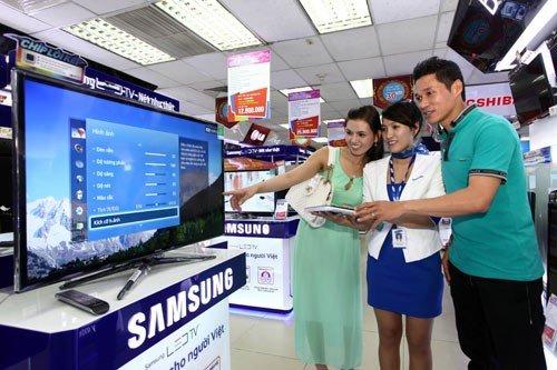 Thương hiệu Samsung