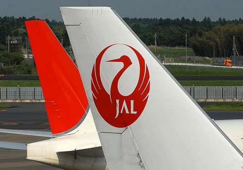 logo Japan Airlines
