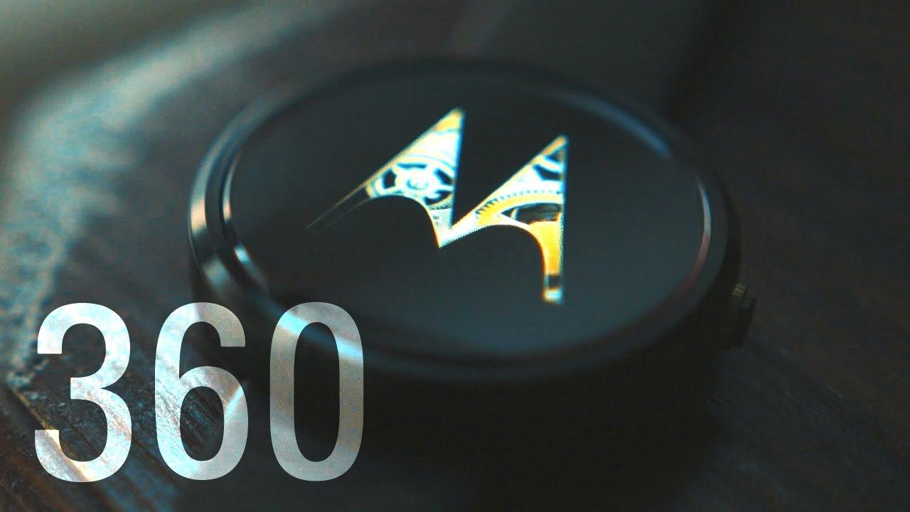 logo Moto 360