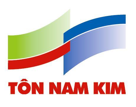 logo Tôn Nam Kim